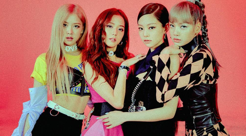 "Blackpink's album ""The Album"". The girls strike back"