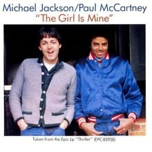Michael Jackson - The Girl Is Mine Download