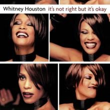Whitney Houston-It's Not Right, But It's Okay Download